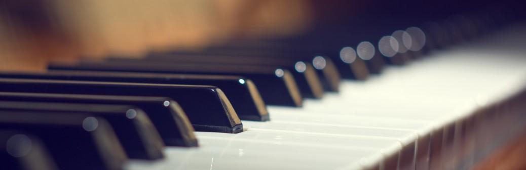 Bild Klaviertastatur